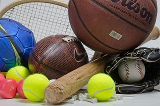いろいろなスポーツ