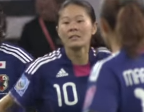 澤選手 サッカー なでしこ