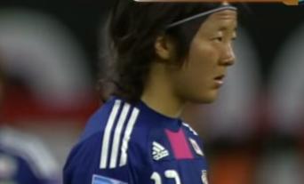 なでしこジャパン 大儀見選手